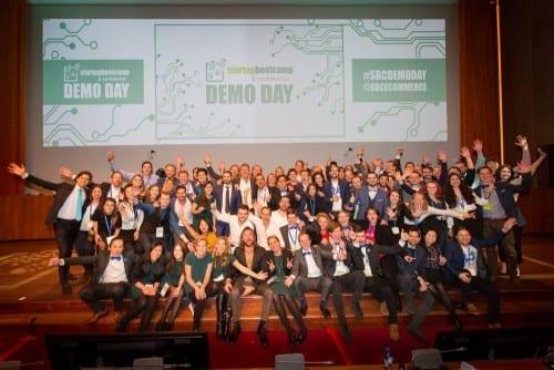 Startups van Startupbootcamp E-Commerce zoeken nog bijna 5 miljoen euro