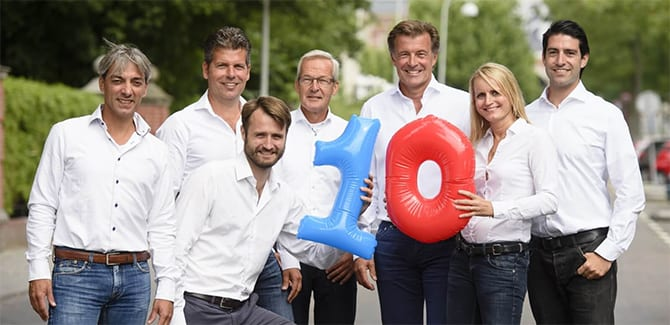 Tweede fonds 10-jarig Endeit Capital sluit op €125 miljoen