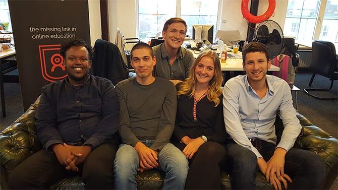 Amsterdamse edtech startup kijkt met €500K funding naar het VK