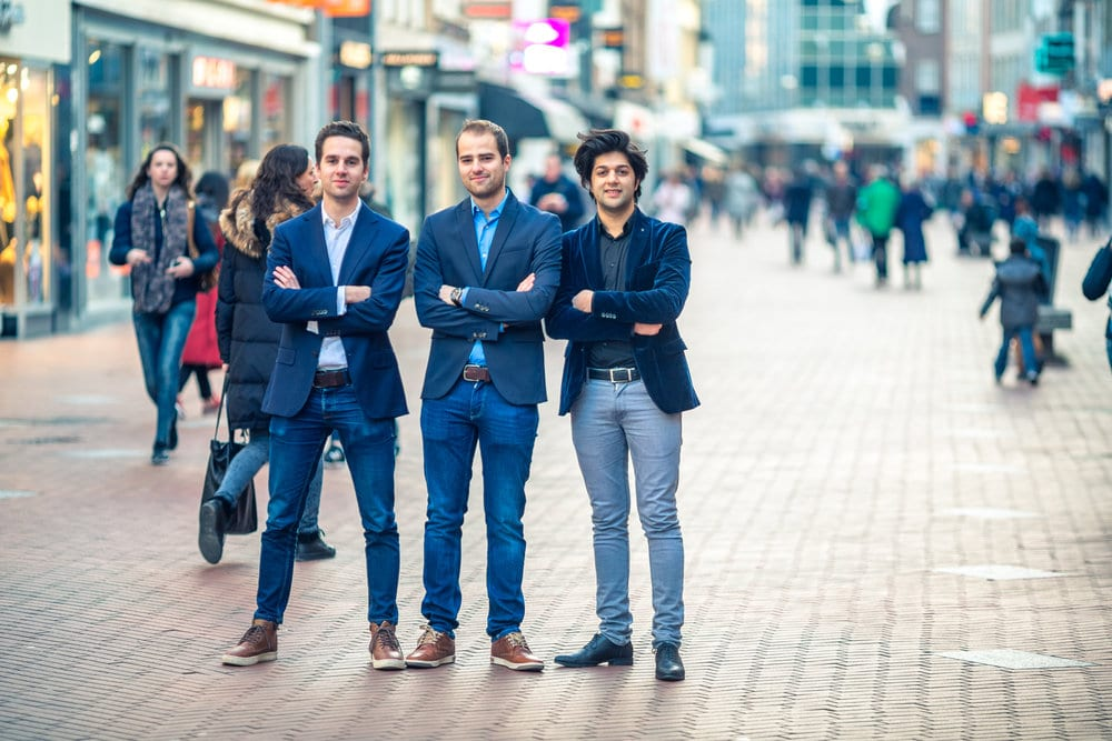 Eindhovense startup Sendcloud scoort 2 miljoen voor Europese uitrol