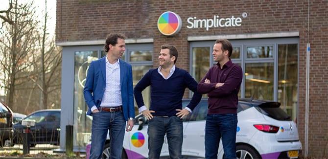 Groningse Simplicate ontgroeit startup-fase met miljoen funding
