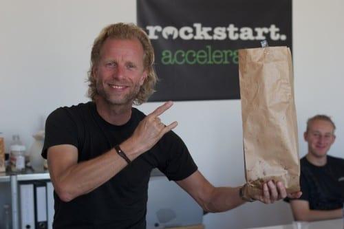 'Voetjevrijen' leidt tot miljoeneninjectie voor Rockstart op vijfde verjaardag
