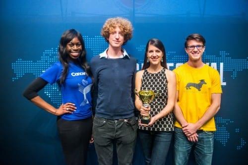 Titanenstrijd tussen startups om een miljoen dollar