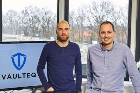 Deze Nederlandse hardwarestartup slaat wachtwoorden op in een 'kluis'