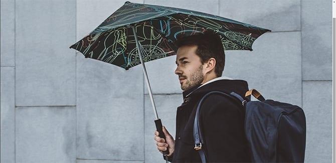 Waarom start succesvolle paraplumaker senz° met crowdfunding?