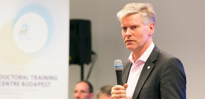 Why do most scaleups fail? Not due to a lack of money, says EIT Digital CEO Willem Jonker