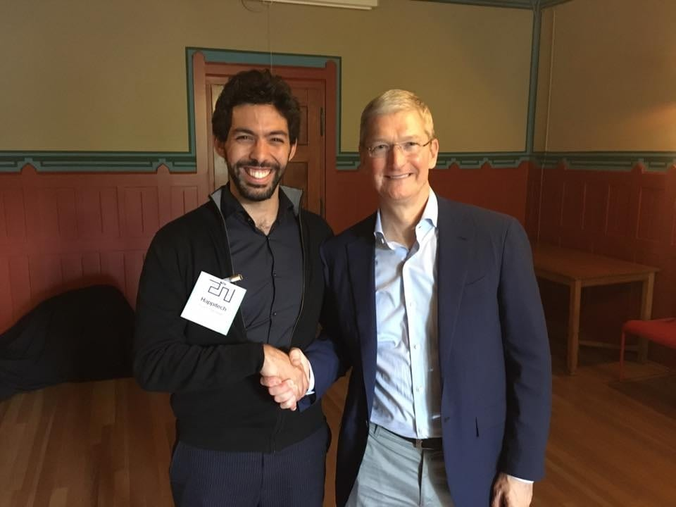 Apple's CEO Tim Cook just made a huge promise to The Netherlands