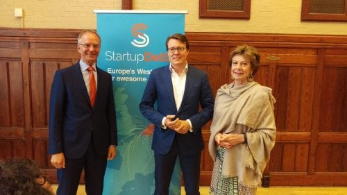 The Netherlands appointed a real royal to head local startup-initiative