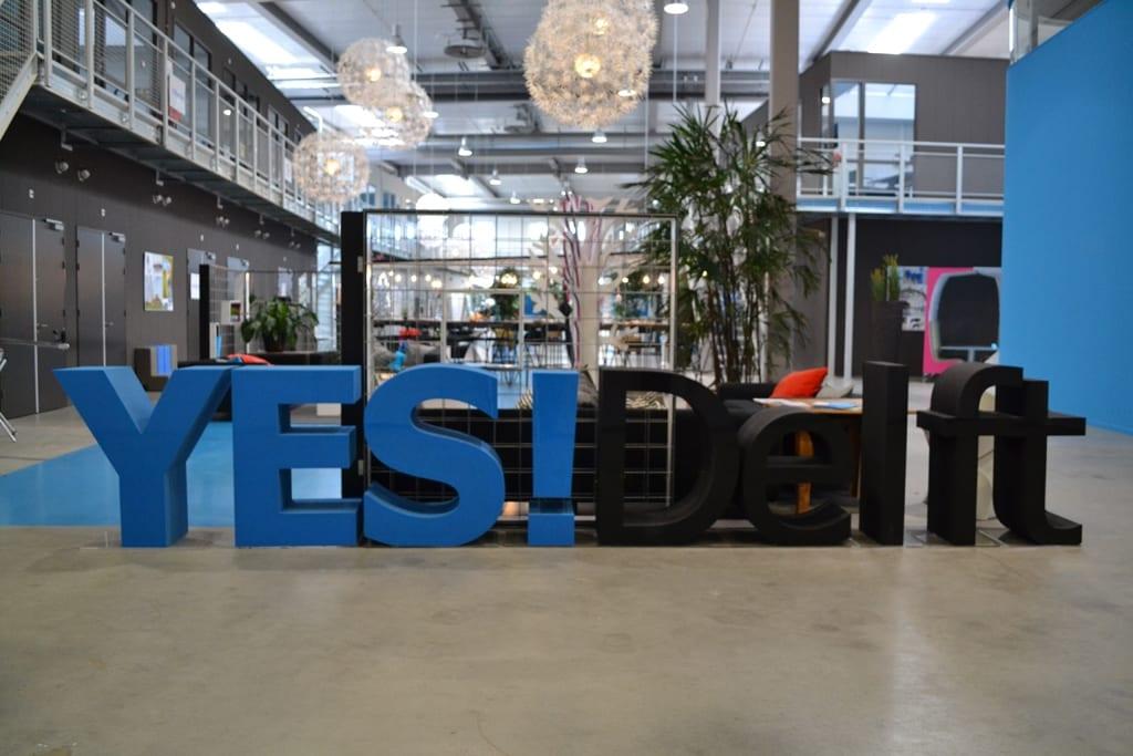 Deze startups gaan volgens YES!Delft het verschil maken