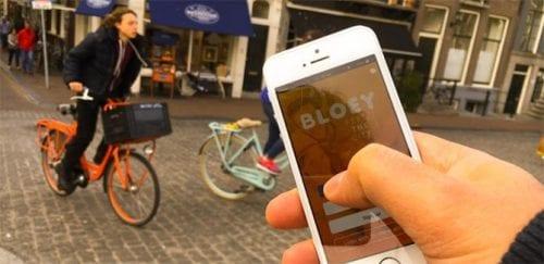 Ook startup Bloey heeft app om shoppers van webwinkels naar winkelstraat te trekken