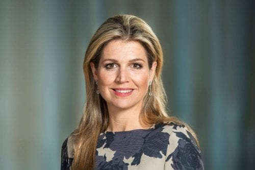 Dutch Queen joins leading women in tech to tackle diversity issue