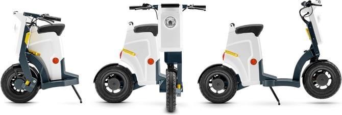 gigi scooter design