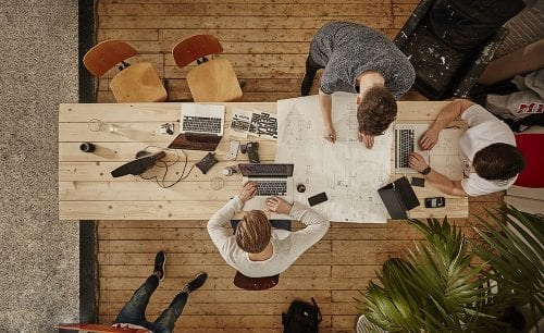 Dutch startup hipster has two new peculiar workspaces to choose from