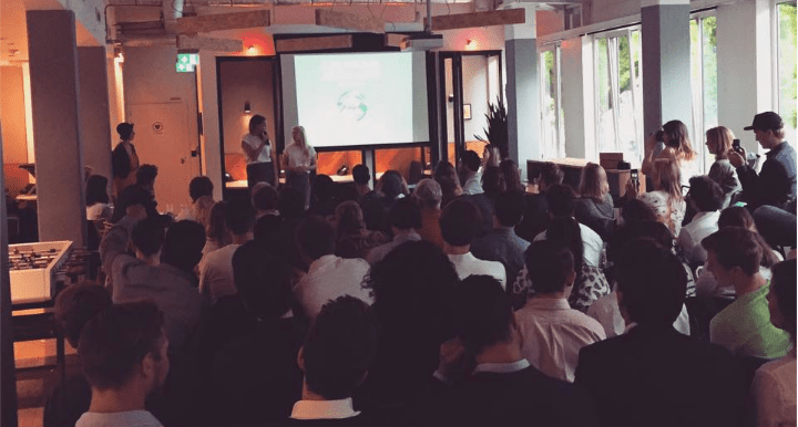 Meet the Amsterdam Business School Pitching Competition winners