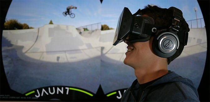 Jaunt VR comes full circle, opens development center in Amsterdam