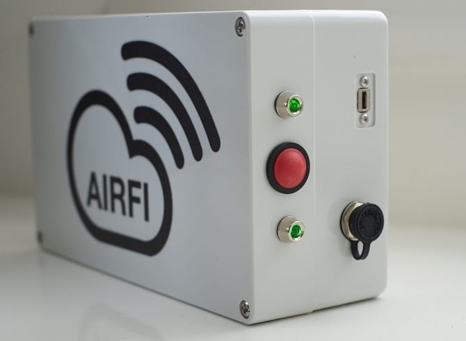 AirFi takes flight with €1.3M investment for onboard WiFi