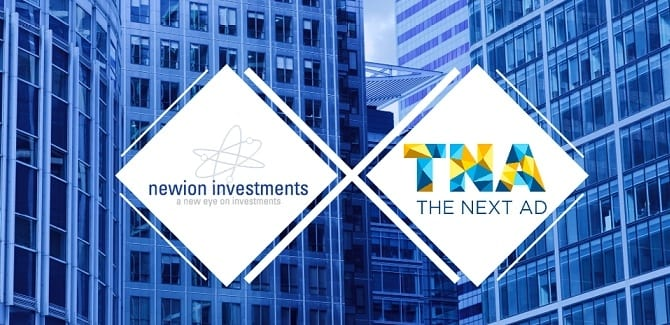 The Next Ad secures next fat investment of  €1.5M from Newion