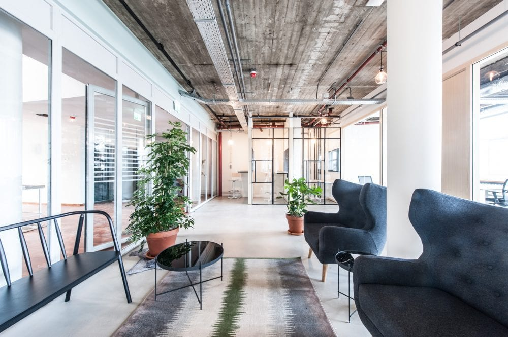Take a sneak peek into TQ, Amsterdam's hottest new coworking space