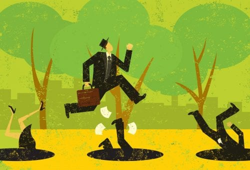 VC View: three psychological pitfalls that weaken entrepreneurs