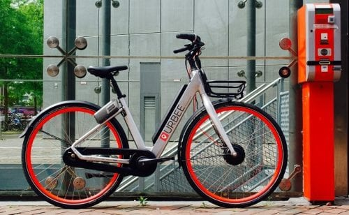 Urbee gets €2.1M funding to turn Amsterdam into an electric bike paradise