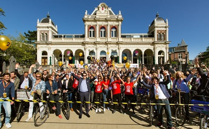Startups saddle up for successful second Capital Tour XXL