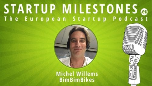 How BimBimBikes expanded to 60+ countries with only €250.000 funding