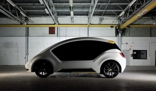 Will the Amber One electric car liberate you from the burdens of ownership?