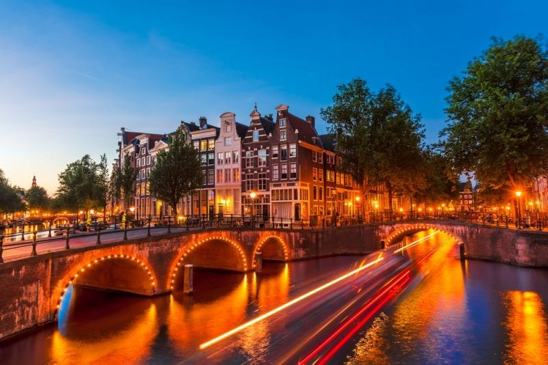 Amsterdam third most popular startup city in Europe