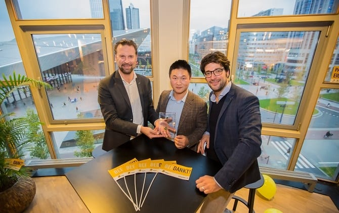 ParkBee is buzzing bigtime with €1.8M honeypot in funding