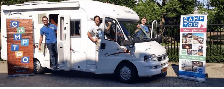 Update: Camper sharing platform Camptoo receives €650.000 in crowdfunding