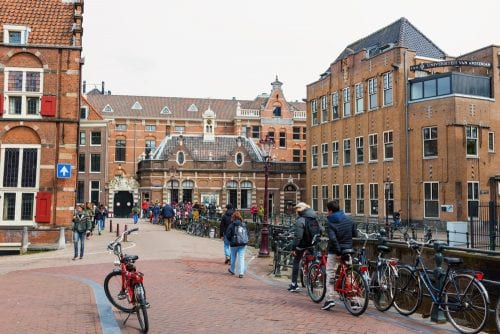 """Soft sciences"" students to conquer Amsterdam's startup world?"