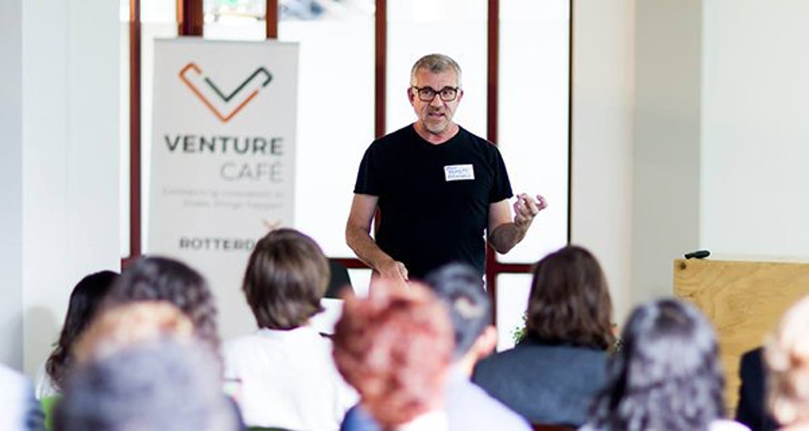 Pitch Guru David Beckett shares secrets to pitch successfully