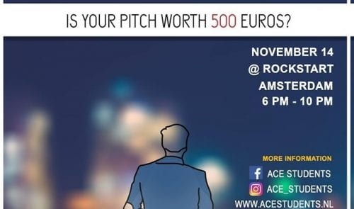 Ace Students to host 2nd BabyPitch x Philips Innovation Award November 14th