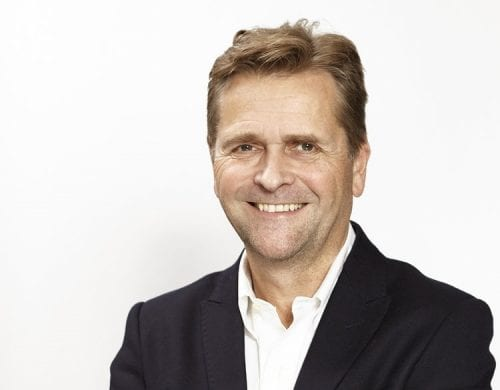 CEO-Transfer at WeTransfer as Gordon Willoughby takes over from Bas Beerens