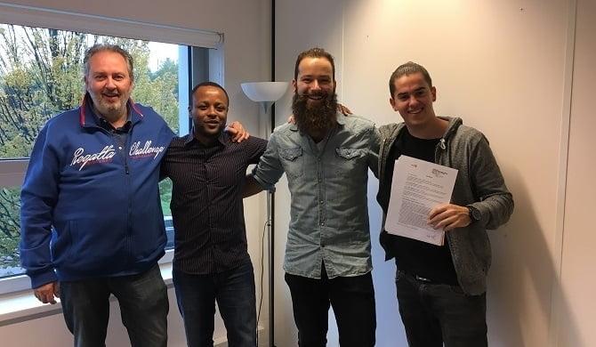 Qwobble lets startups swap staff members