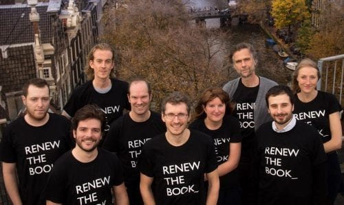 Renew the Book with Rockstart