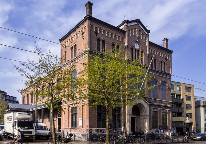 These Startups performed at Launchpad Meetups in Paradiso