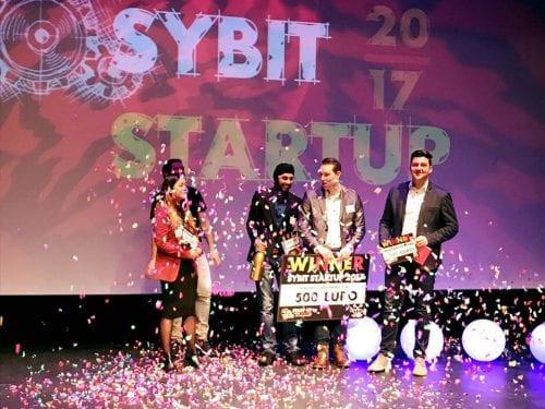U-Violet wins UAUS' Startup Tech Event 2017