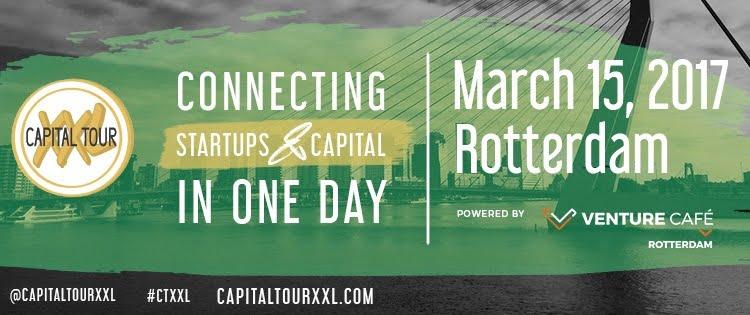 Capital Tour XXL Rides into Rotterdam March 15th