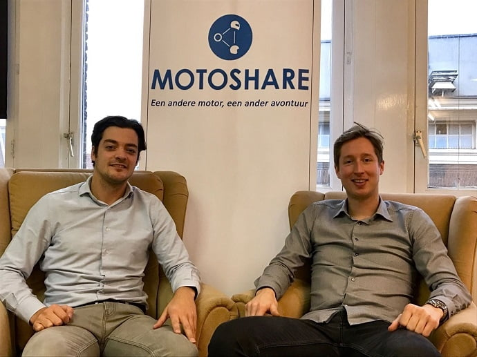 Motoshare races past €220 K stretch target in revved up crowdfunding campaign