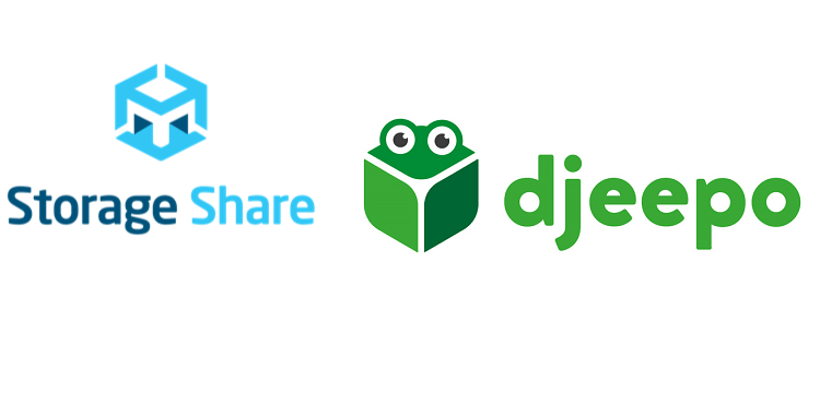 Similar Startups? Djeepo and Storage Share Compared