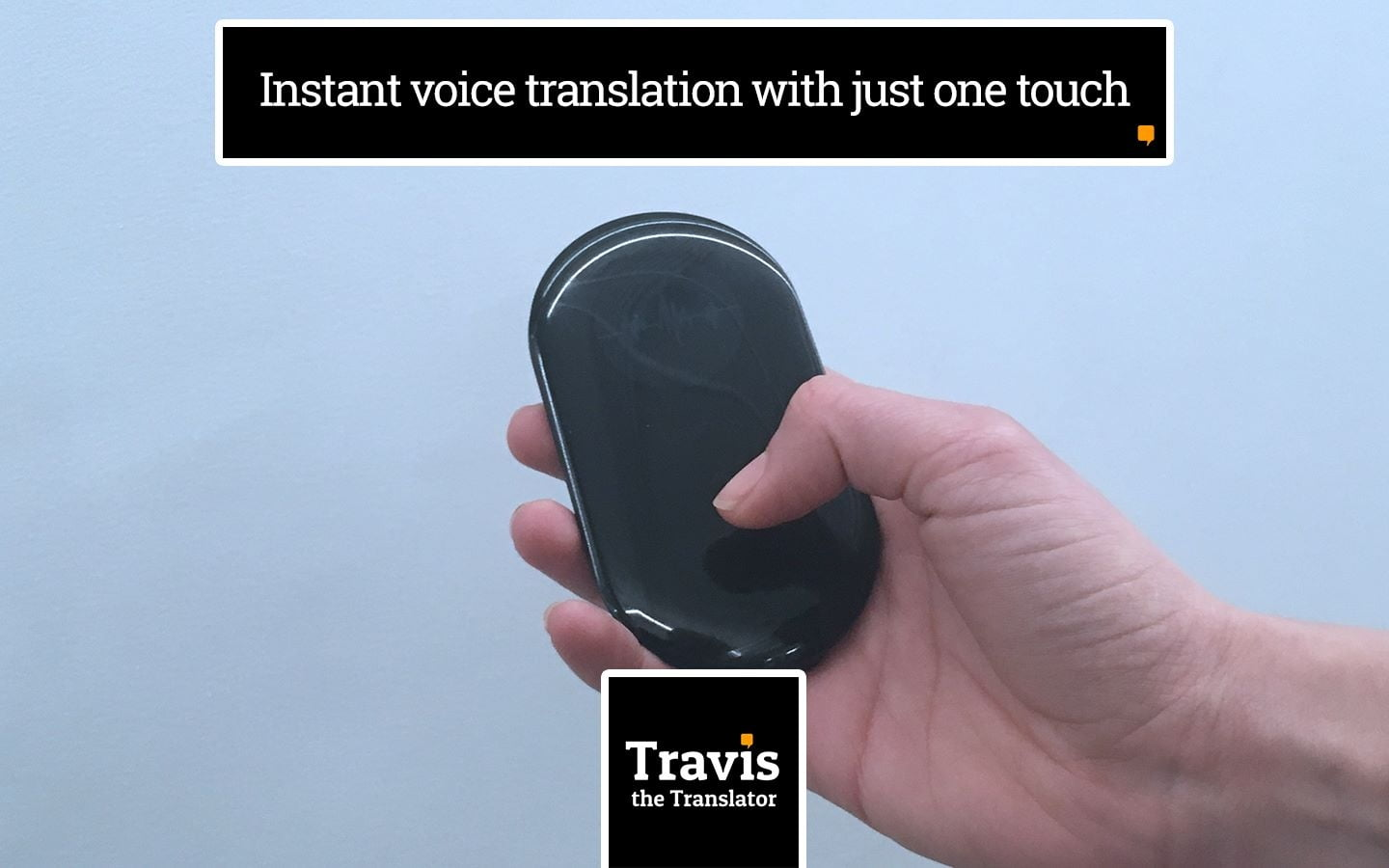 Surreal 'Universal Translator' by a Dutch startup offers an almost Star Trek-like experience