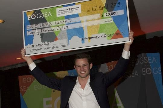 Call for student submissions for Global Student Entrepreneur Awards