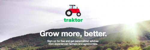 Dutch-Georgian startup launches innovative agriculture app Traktor