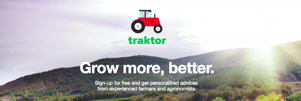 Dutch-Georgian startup launches innovative agriculture app Traktor