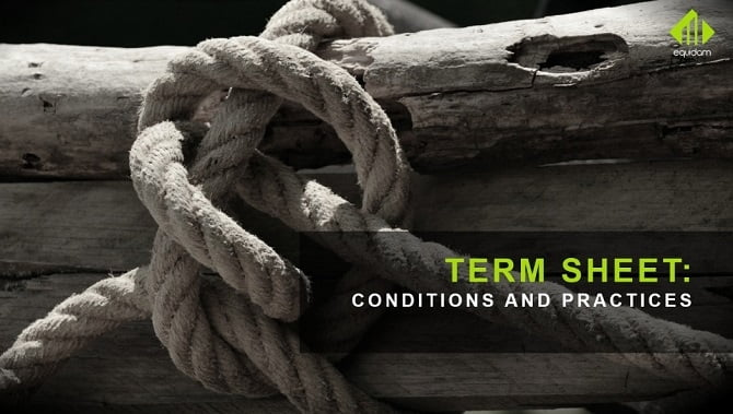 Term Sheet: Conditions and Practices