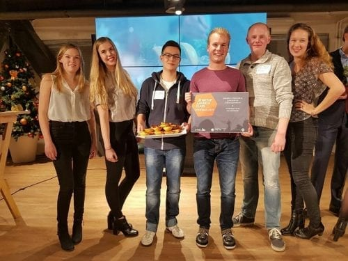 How student startup Pasteis brought a simple pastry into Dutch coffee houses