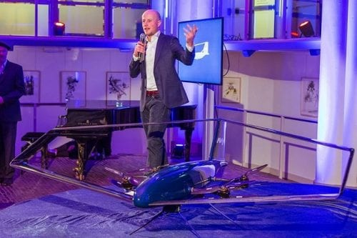 Avy Rescue Drone nominated for UAE Drone for Good Awards