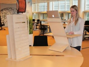 Take a seat, because this Dutch startup wants you to work while standing