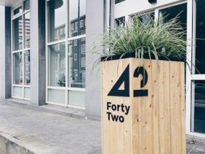 42workspace - tech startup hub Rotterdam